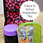 5 Back To School Preparation Tips