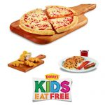 Kids Eat Free and Free Breakfast at Denny's