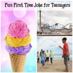 Fun First Time Jobs for Teenagers