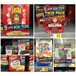 Let's Play I Spy Box Tops and Help Your School