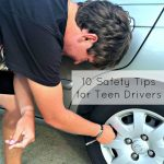 10 Safety Tips for Teen Drivers