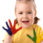 Creativity of a Child is Priceless with Kindercare