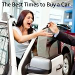 The Best Time to Buy a Car