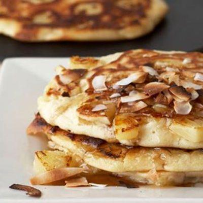 Pina Colada Pancakes Recipe