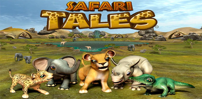 Safari Tales App