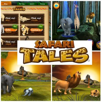 Let's Go On a Safari : Safari Tales App Review