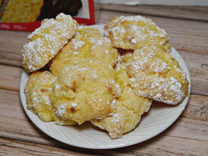 Cookies Using Betty Crocker Yellow Cake Mix