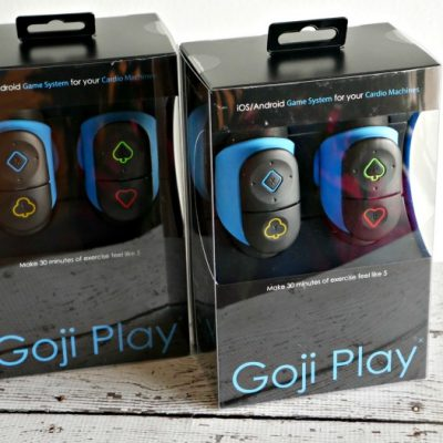 Fun Ways To Exercise with Goji Play 2