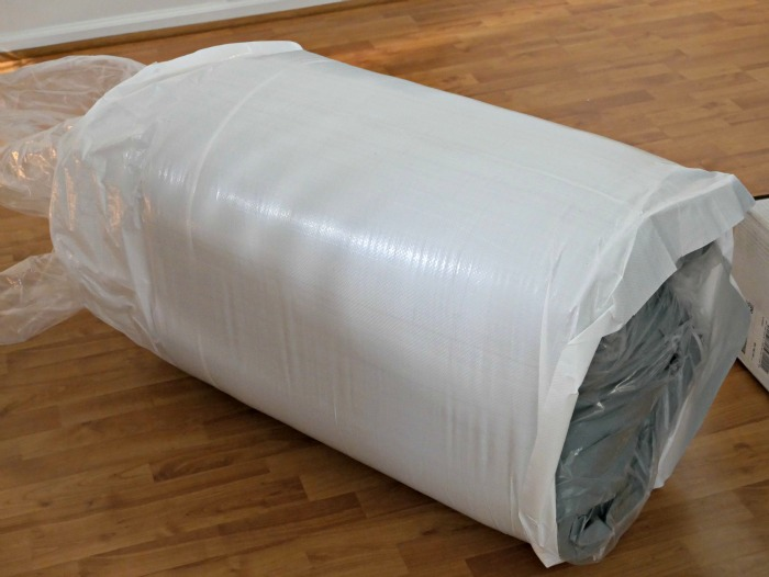 bed ghost mattress l review ghostbed coupon reviews