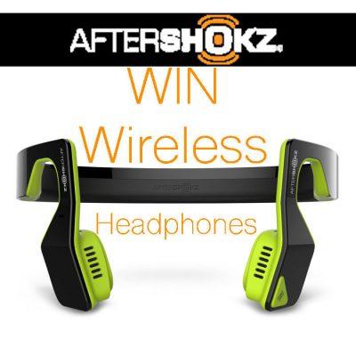 AfterShokz Bluez 2S Wireless Headphones