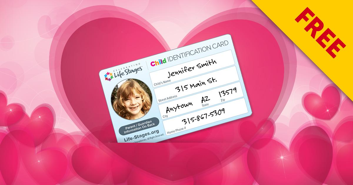 child-id-card-hearts-free