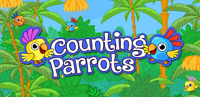 counting parrots app