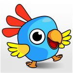 App Review: Teach Your Kids Math with Counting Parrots Game : Giveaway (Ends 2/27)