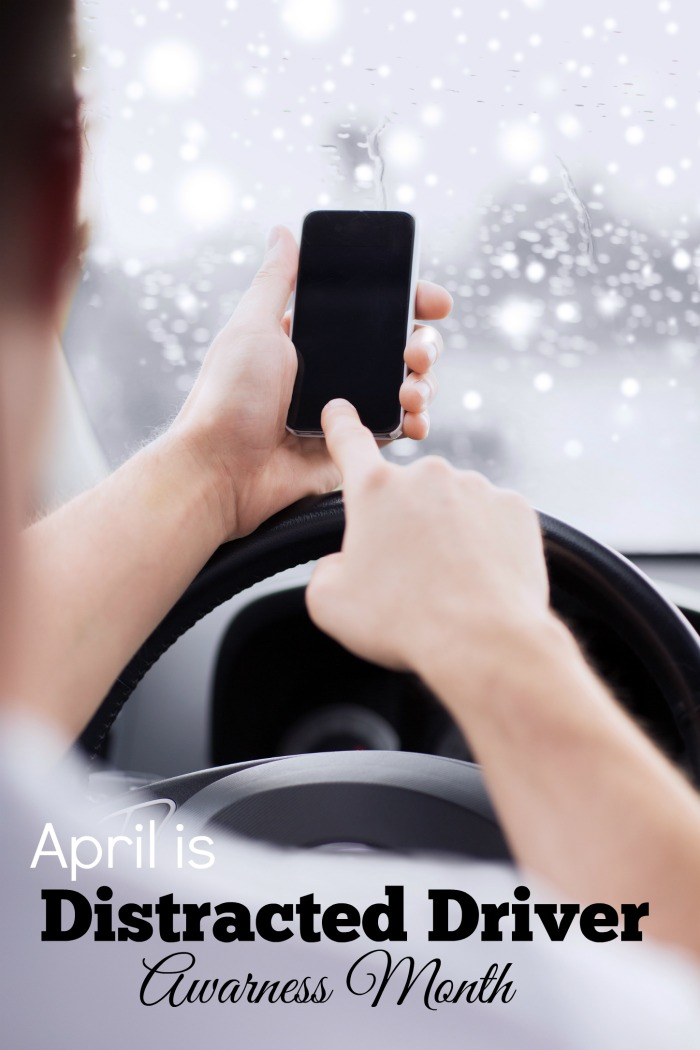 Distracted Driving Awarness Month