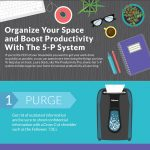 How to Organize Your Space and Boost Productivity