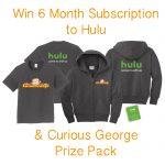 Curious George Now on Hulu