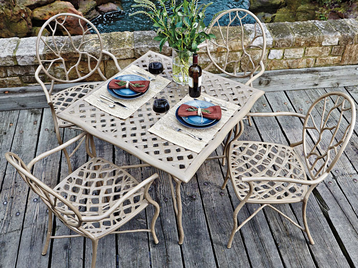 Patio Perfect Top 10 Ways To Style Your For Summer