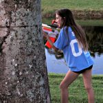 "Summer Fun with NERF and Toys ""R"" Us"
