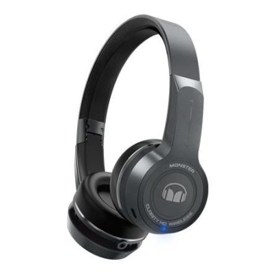 Monster® ClarityHD™ On-Ear Bluetooth Headphones Review