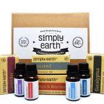 Win a Simply Earth's Essential Oil Recipe Box and Diffuser : (Ends 10/31)