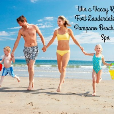 Win a Vacay Replay at Fort Lauderdale Marriott Pompano Beach Resort & Spa