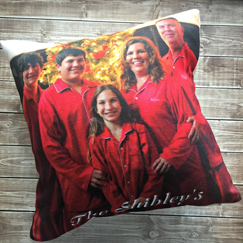 CVS Photo Pillow
