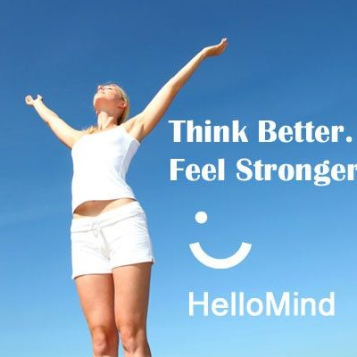 Think Better, Feel Stronger with HelloMind