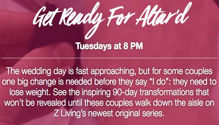Altar'd The New Original Series from Z Living