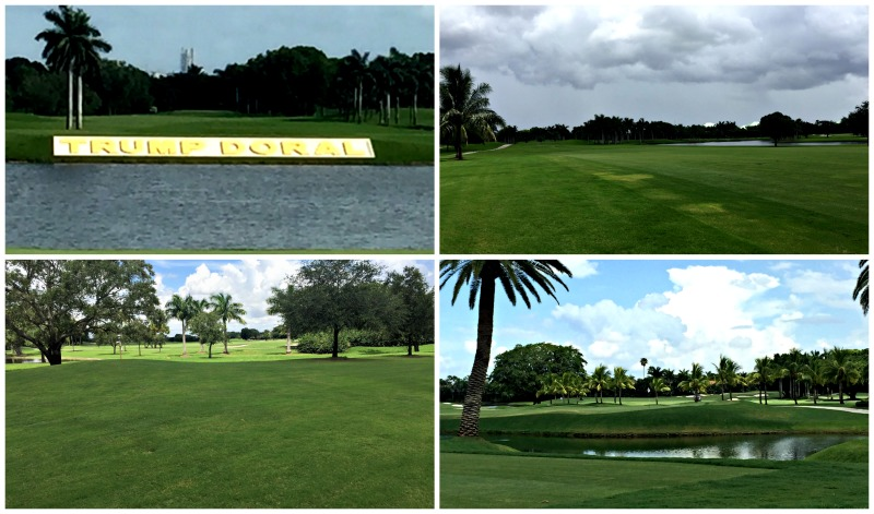 Trump National Doral Blue Monster