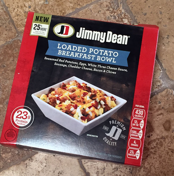 Jimmy Dean Bowls