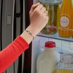 Check Out the LG Insatview refrigerator @Best Buy