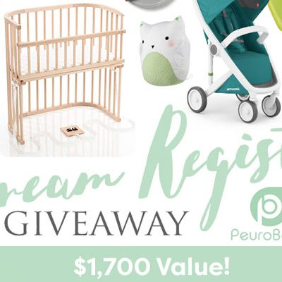 Dream Registry Giveaway $1,700 Value: (Ends 12/14)