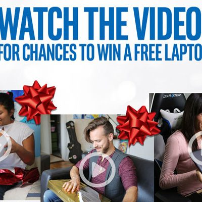 Win an Intel® Laptop for Your Loved One This Holiday : Ends (12/31)
