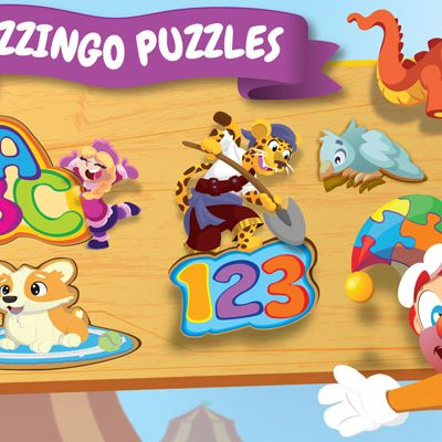 Puzzle App for Kids : Puzzingo Kids Puzzles