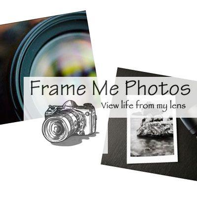 New Website Frame Me Photos