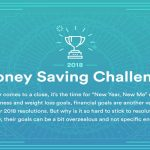 Money Savings Challenge in 2018