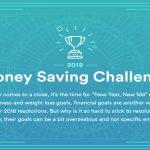 Money Savings Challenge in 2018