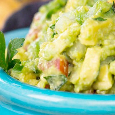 Avocado Salsamole : Guacamole Recipe