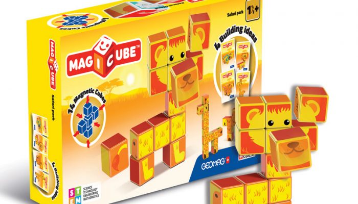 Building Your Child's Imagination & MAGICUBE Safari Animals Giveaway (Ends 5/6)