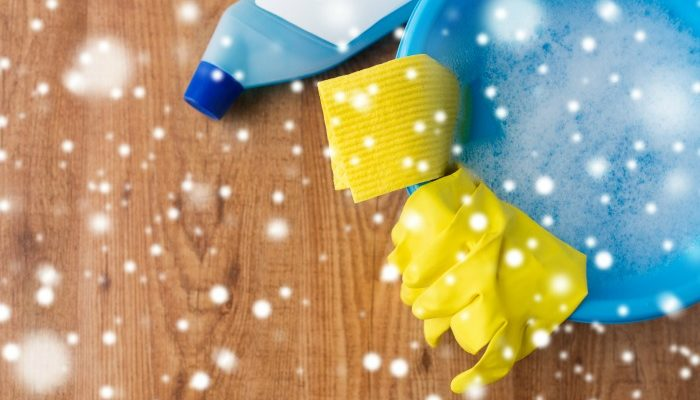 Getting Your Home Spring Clean Anytime of the Year