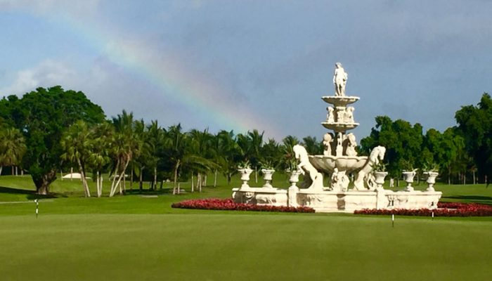 Holiday Fun For All at Trump National Doral