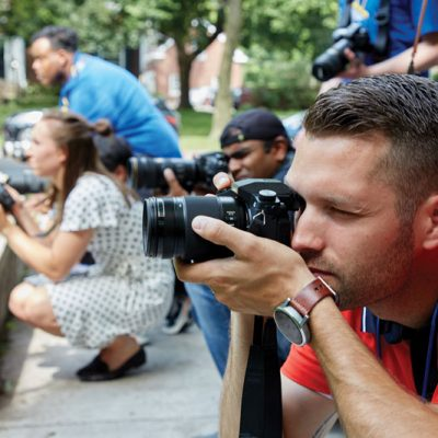 Amazing Free Photography Workshops