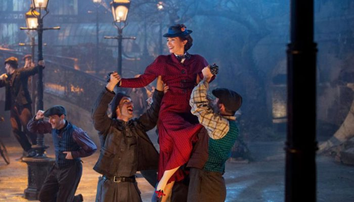 WALT DISNEY STUDIOS MOTION PICTURES : MARY POPPINS RETURNS