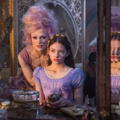 THE NUTCRACKER AND THE FOUR REALMS Opening November 2nd