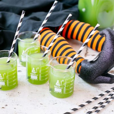 Halloween Recipe : Witches Brew Punch