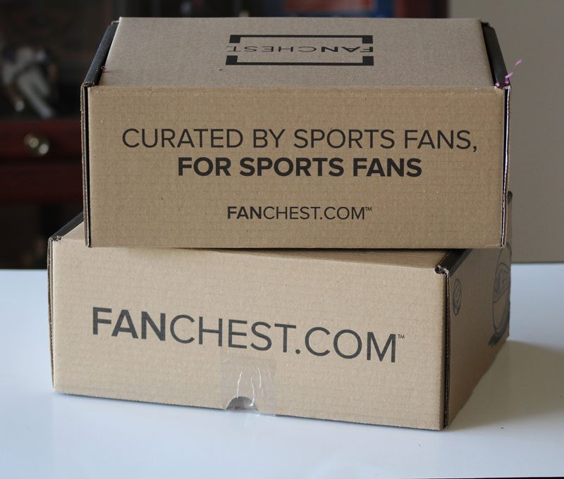 sports gift basket fanchest review
