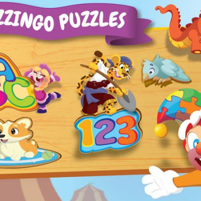 Award Winning Puzzle App for Toddlers : Puzzingo