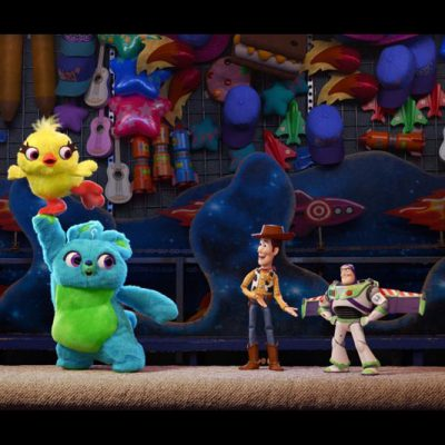 Are  You Excited about Toy Story 4 ?