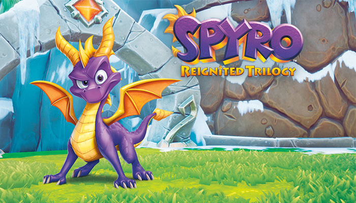 Spyro Reignited Trilogy Game Collection