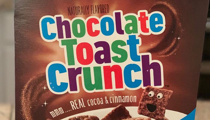 Chocolate Toast Crunch a Tastier Breakfast